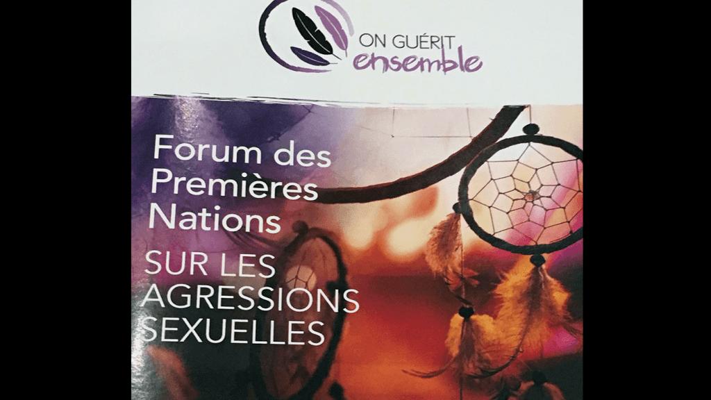CSSSPNQL Forum Premières Nations mars 2018