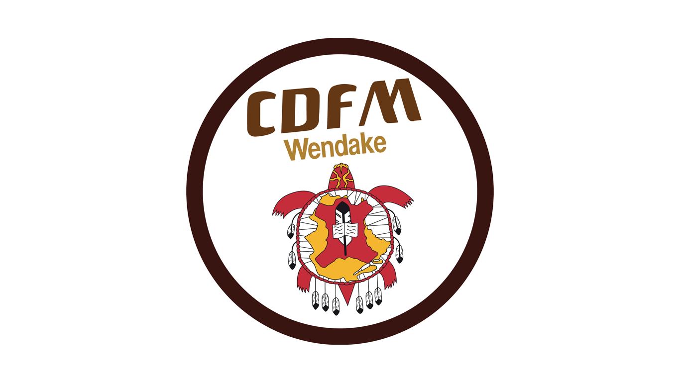CDFM Wendake logo