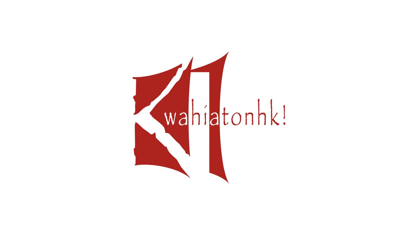 Kwahiatonhk! logo